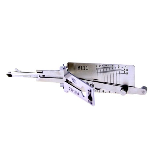 Classic Lishi B111 2in1 Decoder and Pick