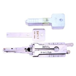 Classic Lishi DAT17 2in1 Decoder and Pick