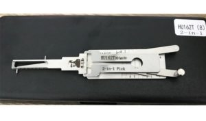 Original Lishi HU162T(8) 2in1 Decoder and Pick