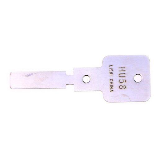Classic Lishi HU58 V.3 2in1 Decoder and Pick