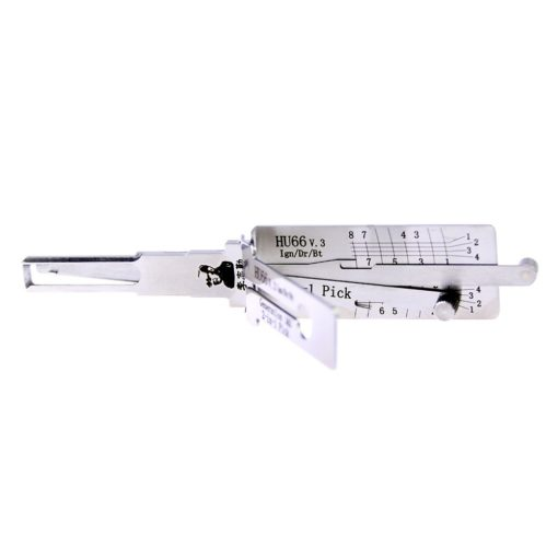 Classic Lishi HU66 V.3 2in1 Decoder and Pick