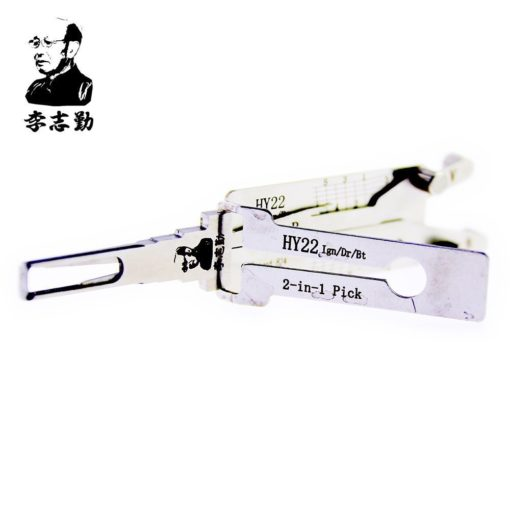 Classic Lishi HY22 2in1 Decoder and Pick