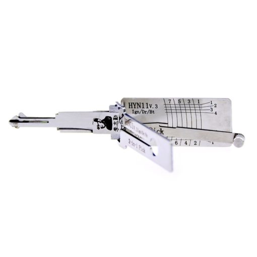 Classic Lishi HYN11 2in1 Decoder and Pick