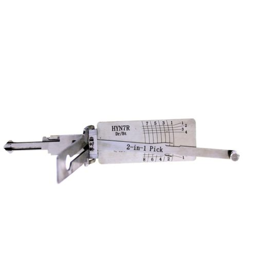 Classic Lishi HYN7R 2in1 Decoder and Pick