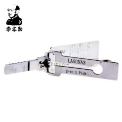 Classic Lishi LAGUNA3 2in1 Decoder and Pick