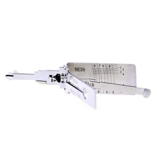 Classic Lishi NE38 2in1 Decoder and Pick