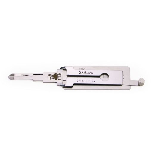 Classic Lishi SX9 2in1 Decoder and Pick