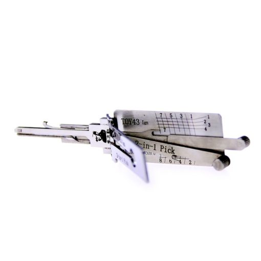 Classic Lishi TOY43 (Ignition) 2in1 Decoder and Pick