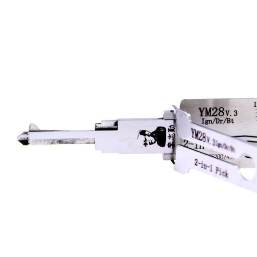 Classic Lishi YM28 2in1 Decoder and Pick